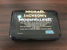 Michael Jackson's Moonwalker Japan sega mega drive md genesis cartridge only
