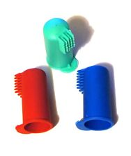 PET TOOTHBRUSH - HATCHWELLS FINGER TOOTHBRUSH FOR DOG AND CATS
