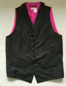 Paul Smith MAINLINE Waistcoat.size Medium RRP £249