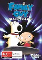 Family Guy : Season 11 DVD : NEW