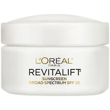 LOreal Paris Skincare Revitalift Anti Wrinkle and Firming Day Moisturizer SPF 25