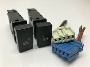 Land Rover mk1 Freelander 2004 - 2006 heated seat switchs & plugs