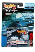 Hot Wheels Racing HYDROPLANE #12 Jeremy Mayfield Mobil 1