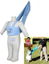 New Multi-use Baby Trooper Walker/walking harness, Sky Blue