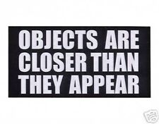 MUSE objects are closer than they appear STICKER old ex-tour merchandise