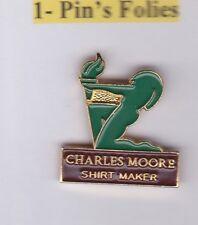 Pin's Folies ** Charles Moore Shirt Maker