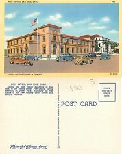 U.S.A. Post Office San Jose Cal. CARS UFFICI POSTALI AMERICANI (S-L XX158)