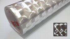 Mirror Lens Silver Vinyl 24'' by 10yd Metallic Graphics Decal Sticker Film Roll