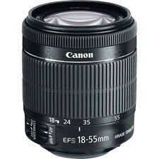 Canon EF-S 18-55 mm F3.5-5.6 IS STM Stabilisateur d'image Objectif Zoom