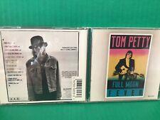 Tom Petty - Full Moon Fever- Rock Cd Excellent