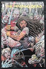 IMAGE COMICS THE WALKING DEAD #157 SIGNED BY CHARLIE ADLARD w/COA Cover B Adams