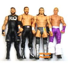 4x WWE NXT Neville Sami Zayn Kevin Owens Tyler Breeze Action Figures Toy Set Lot