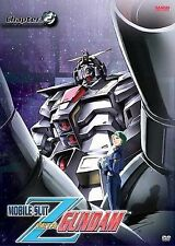 Mobile Suit Zeta Gundam - Chapter 2 (DVD, 2005, 2-Disc Set) G-1869-272-912