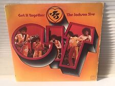 JACKSON FIVE - Get It Together ~ MOTOWN 783 {orig} w/Dean Parks   Recorded: 1973