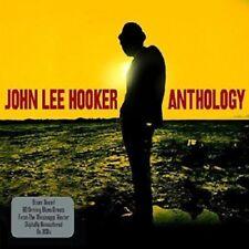 John Lee Hooker Anthology 3-CD NEW SEALED Blues Remaster Dimples/Boogie Chillun+
