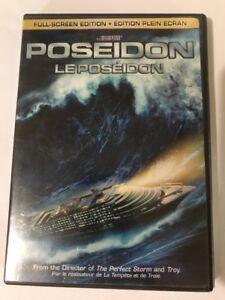 POSEIDON DVD 2006  Fullscreen Canadian