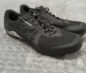 Specialized Remix Women Cycling Shoes Size 9.5 US 41EUR Black