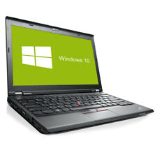 Lenovo ThinkPad X230 Notebook Intel Core i5 2x 2,6GHz 8GB RAM 320GB HDD Win10