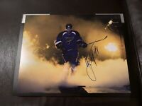 Vladimir Tarasenko Signed 11x14 Photo St. Louis Blues RARE