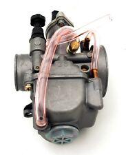 new carburetor 28mm PWK 2-stroke racing flat side the OEM OKO KOSO carb chrome