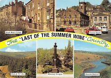 BR82084 the last of the summer wine country holmfirth  uk