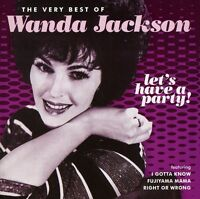 Wanda Jackson - Let's Have a Party: The Very Best of Wanda Jackson [New CD]