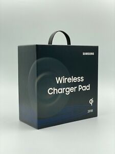 Samsung Wireless Charger Pad⚡️Qi Fast Charge Galaxy S8 - S20 / Note 8 - Note 10⚡