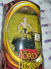 TOYBIZ ☆ TALKING GOLLUM ☆ TWO TOWERS LORD OF THE RINGS ACTION FIGURE MIP