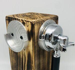 Wandhalterung Siebträger Espressomaschine E61 ECM QUICKMILL ROCKET LELIT 58mm