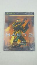 New & Sealed Halo 2 Prima Official Game Strategy Guide Manual Microsoft Xbox