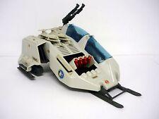 Gi Joe Cobra WOLF Vintage Figura de acción vehículo COMPLETO 1987