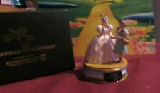 Wizard of Oz Mini box Dorothy & Glinda  Department 56 Bejeweled rare retired