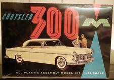 1955 Chrysler 300  1:25 Moebius 1201