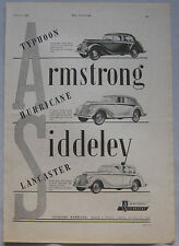1955 Armstrong Siddeley Letterhead Coventry Marriott Brothers Sheffield Attic Collectibles