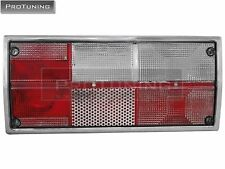 FARI POSTERIORI CRYSTAL RED REAR TAIL LIGHTS Luci Indicatore Coppia Di Ricambio Tuning Coppia
