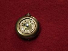 Antique Illinois Watch Co. 15 Jewels Pocket Ladies Watch. Parts/Repair.