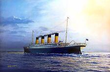 James A. Flood Print -  RMS Titanic