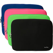Ultrabook 11-15'' Laptop Sleeve Case Bag Cover For Macbook Dell HP Toshiba ASUS