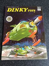 Dinky Toys Catalogue Full Colour 1971 No.7, PERFECT - MINT CONDITION! UK EDITION