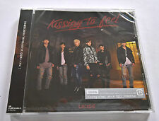 U-KISS Single Kissing to Feel CD First Japan Press Limited Edition
