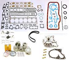 89-92 Toyota Supra Cressida 7MGE 3.0L L6 24V Engine Rebuild Master Kit DOHC