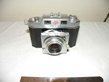 Agfa Karat Iv 35mm Film Rangefinder Camera Solinar 50mm f2.8