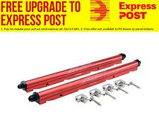 FAST Billet Aluminium Fuel Rail Kit Suit LS1/LS6 With Fast LSX Intake Manifold