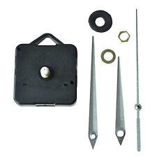 Quartz Clock Movement Mechanism Hands DIY Repair Parts Kit LW