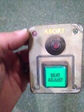 Atari Race Drivin arcade sitdown deluxe control panel part