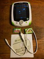 LeapFrog LeapPad Explorer Kids Learning Tablet - Green