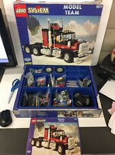Lego Model Team 5571 Giant Truck Vintage Hard To find W Box And Manual