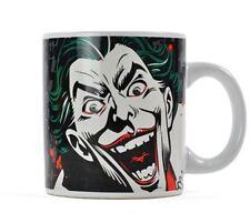 OFFICIAL DC COMICS BATMAN RETRO JOKER TEA COFFEE MUG CUP NEW AND GIFT BOXED