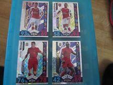 Liverpool Football Trading Cards Topps Season 2016