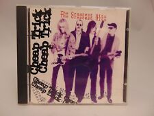 CHEAP TRICK The Greatest Hits (1991) Epic CD